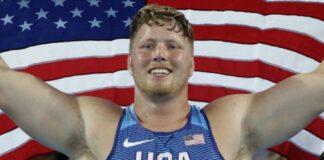 Ryan Crouser (foto Olympic Games)