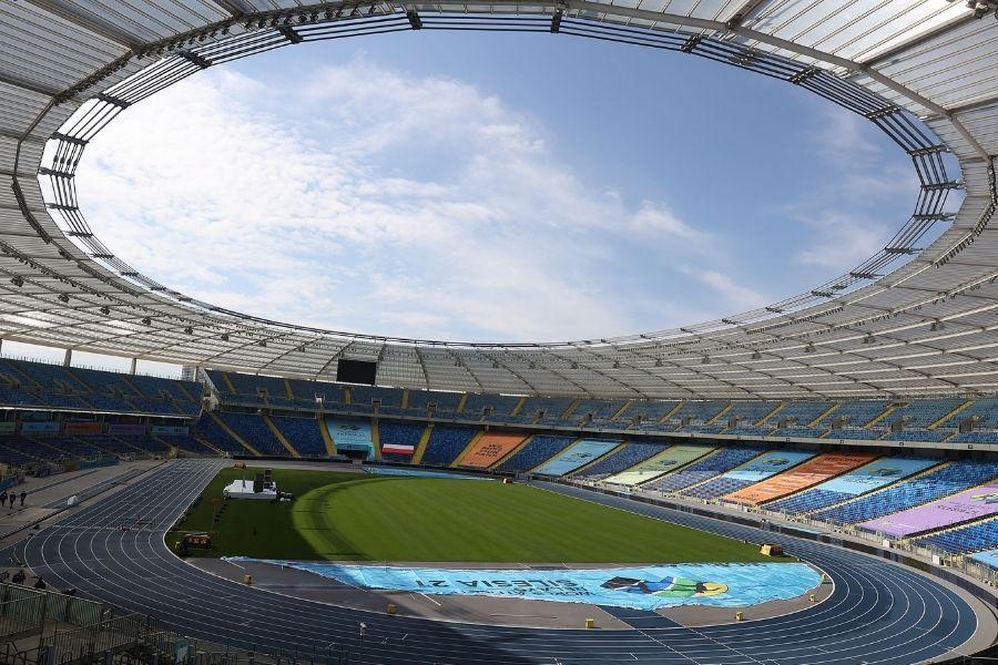Stadio Chorzow (foto Colombo/FIDAL)