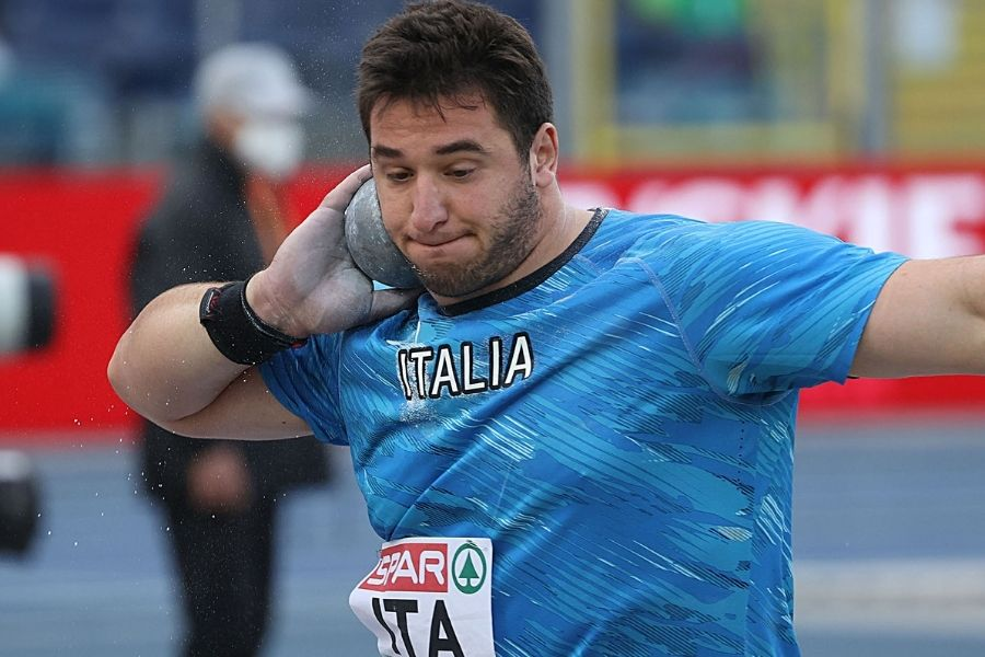 Leonardo Fabbri (foto Colombo/FIDAL)