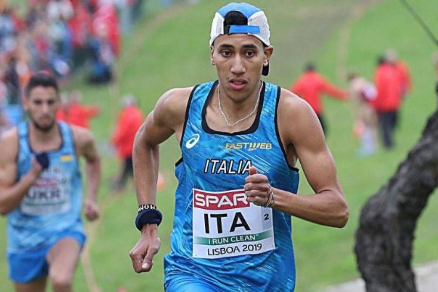 Mohamed Zerrad (foto Colombo/FIDAL)