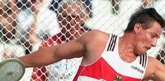 Jurgen Schult (foto archivio World Athletics)