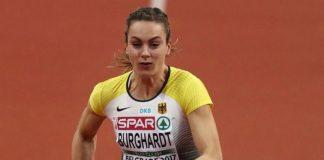 Alexandra Burghardt (foto archivio)