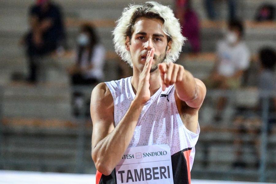 Gianmarco Tamberi (foto Grana/FIDAL)