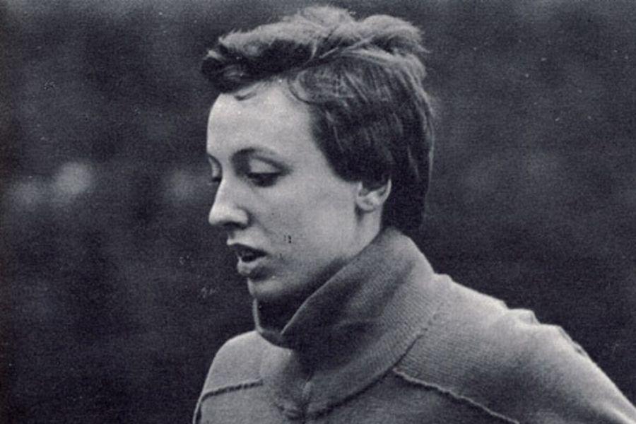 Paola Pigni (foto archivio storico)