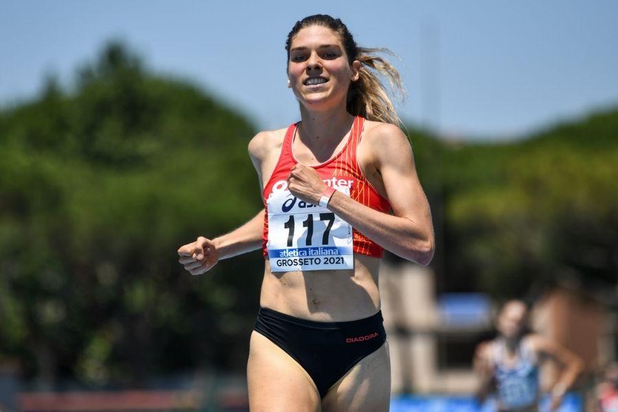 Marta Zenoni (foto Grana/FIDAL)
