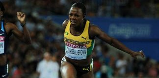 Veronica Campbell-Brown (foto World Athletics)