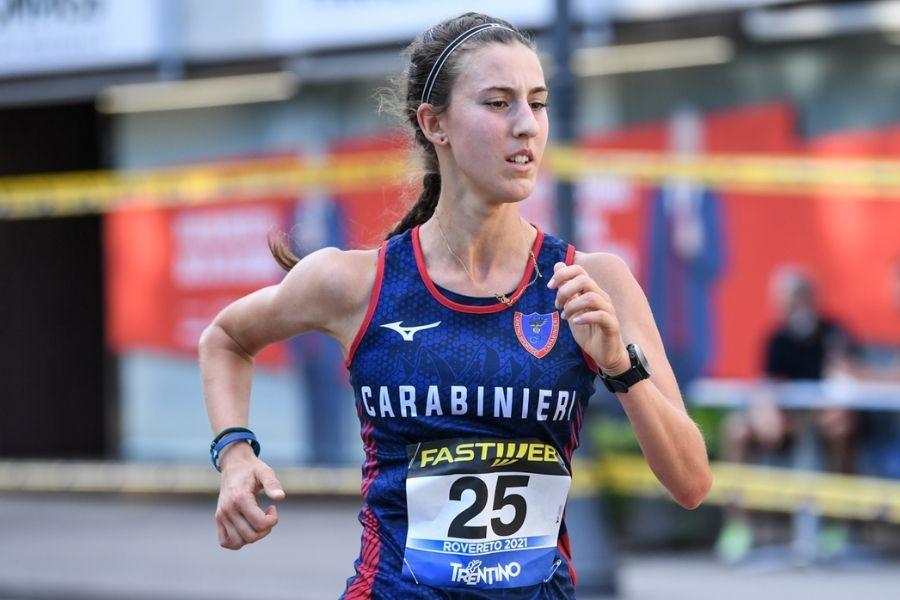 Nicole Colombi (foto Grana/FIDAL)
