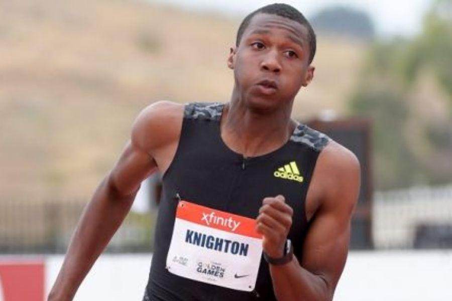 Erriyon Knighton (foto Watch Athletics)