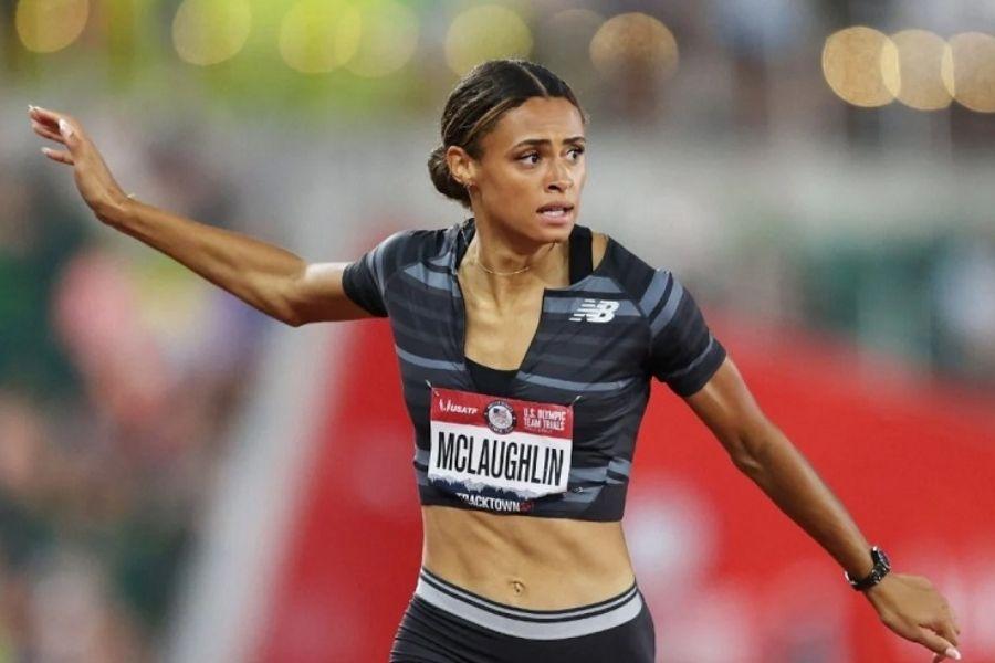Sydney McLaughlin (foto usatf trials)