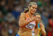 Dafne Schippers (foto World Athletics)