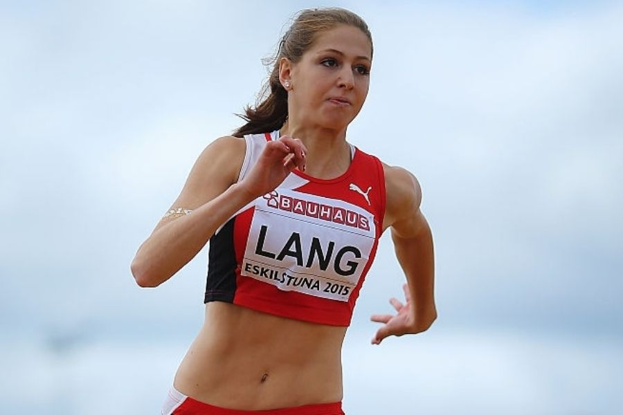 Salome Lang (foto Getty Images)