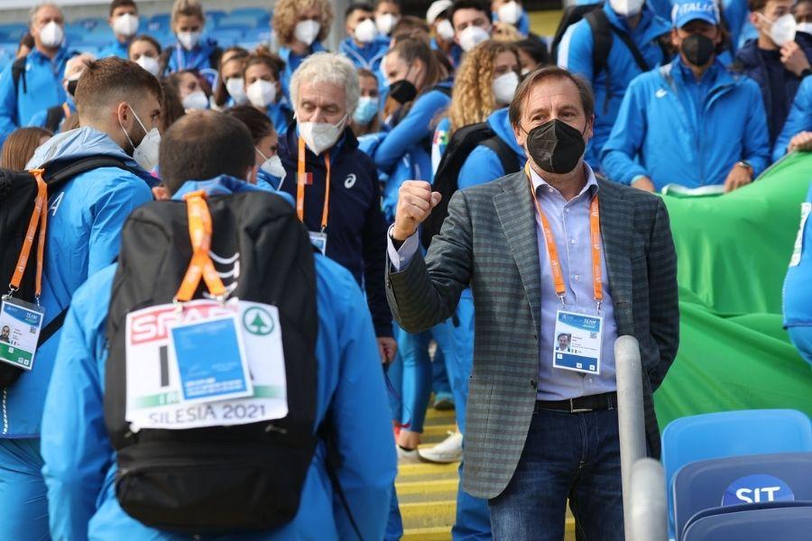 Stefano Mei-Antonio La Torre (foto Colombo/FIDAL)