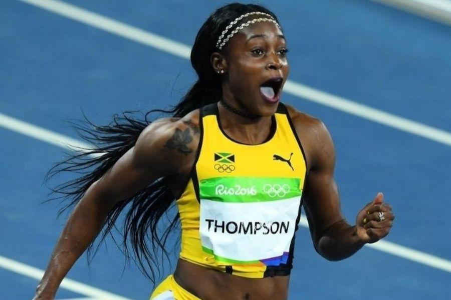 Elaine Thompson Herah (foto Olympic Games)