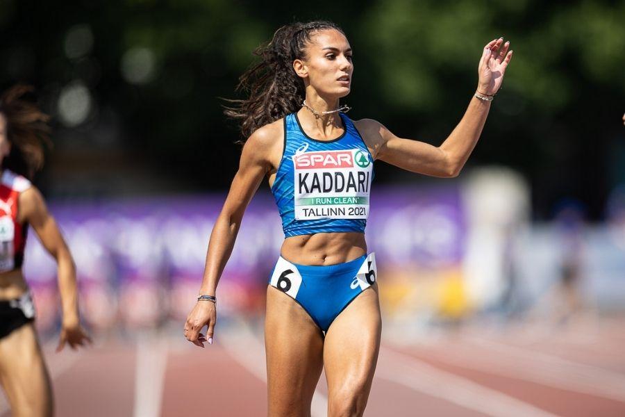 Dalia Kaddari (foto Mäkinen/FIDAL)