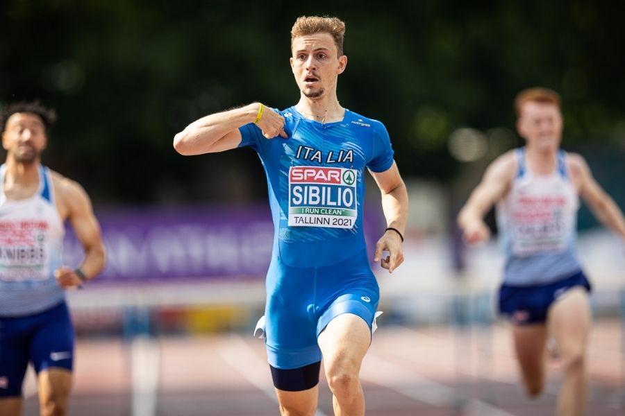 Alessandro Sibilio (foto Mäkinen/FIDAL)