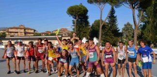 I protagonisti del decathlon di Rieti 2021 (foto Grillotti/FIDAL)