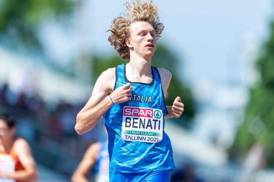Lorenzo Benati (foto FIDAL/FIDAL)