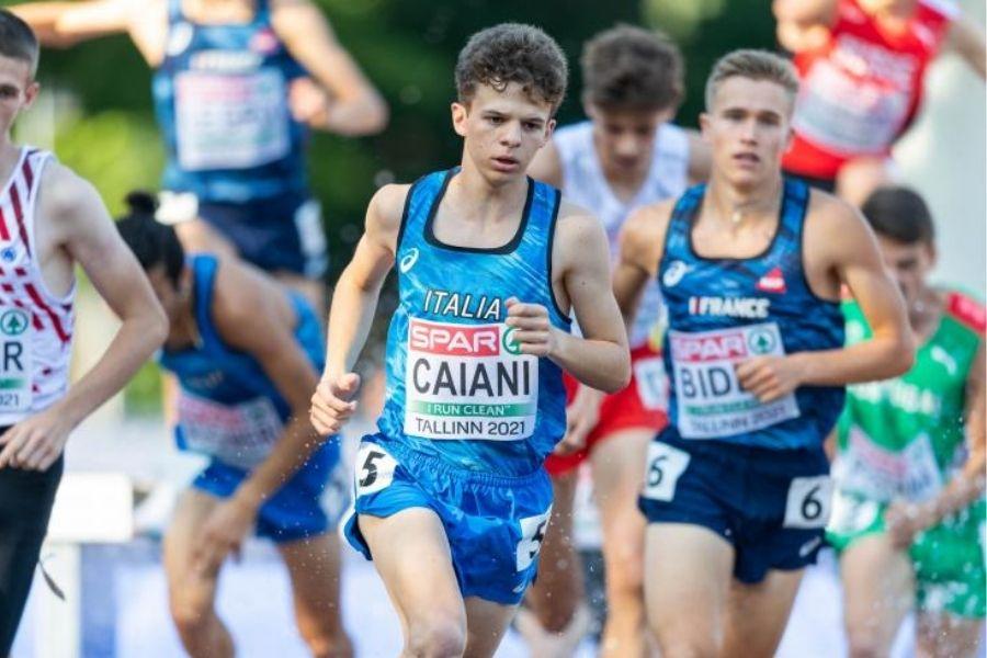 Cesare Caiani (foto Lackner/FIDAL)