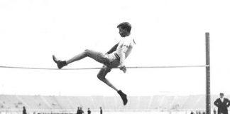 Ray Ewry (foto archivio storico)