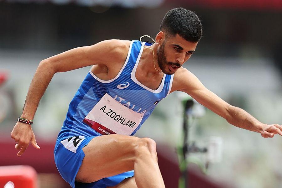Ala Zoghlami (foto Colombo/FIDAL)