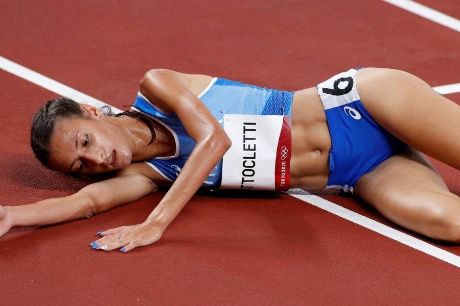 Nadia Battocletti (foto Reuters / Phil Noble)