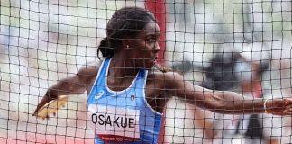 Daisy Osakue (foto Colombo/FIDAL)