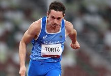 Filippo Tortu (foto Colombo/FIDAL)