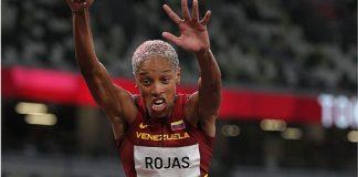 Yulimar Rojas (foto Colombo/FIDAL)