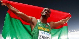 Fabrice Zango (foto World Athletics)