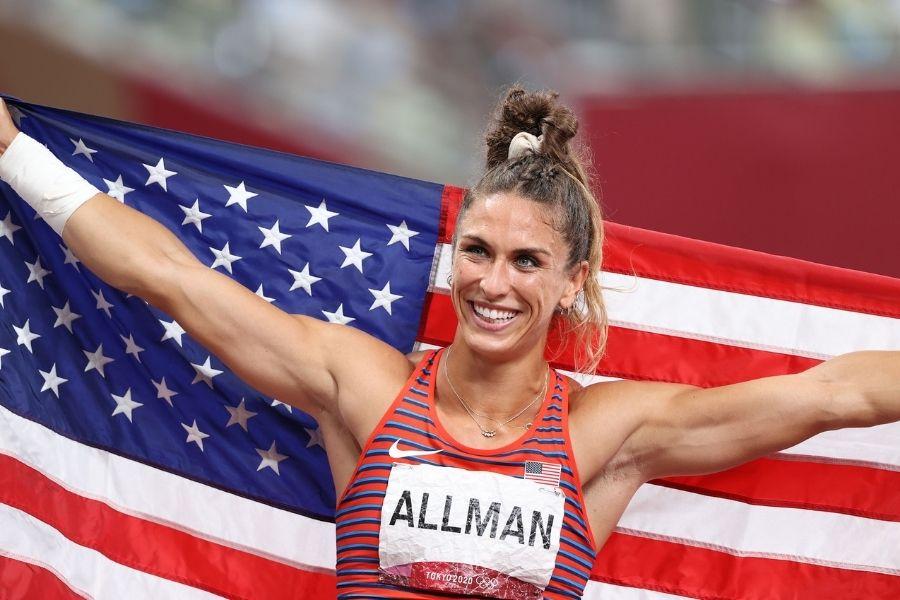 Valarie Allman (foto Colombo/FIDAL)