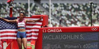 Sydney McLaughlin (foto Colombo/FIDAL)