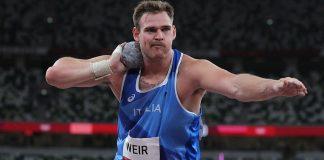 Zane Weir (foto Colombo/FIDAL)