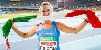 Martina Caironi (foto Giochi Paralimpici Rio 2016)