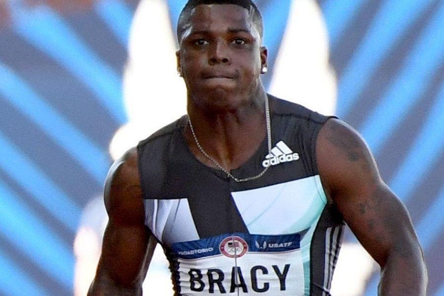 Marvin Bracy (foto 247 Sports)