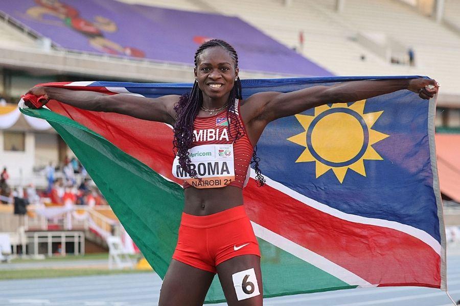 Christine Mboma (foto Colombo/FIDAL)