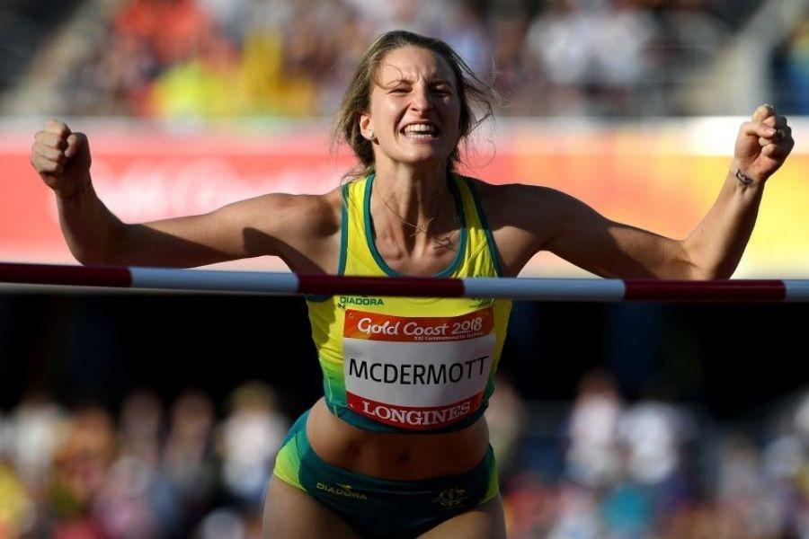 Nicola McDermott (foto World Athletics)