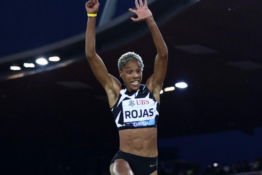 Yulimar Rojas (foto World Athletics)