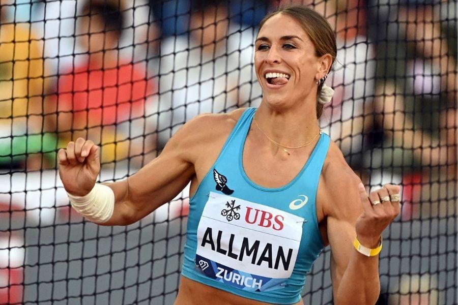 Valerie Allman (foto Wolrld Athletics)