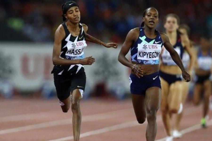 Kipyegon-Hassan (foto World Athletics)