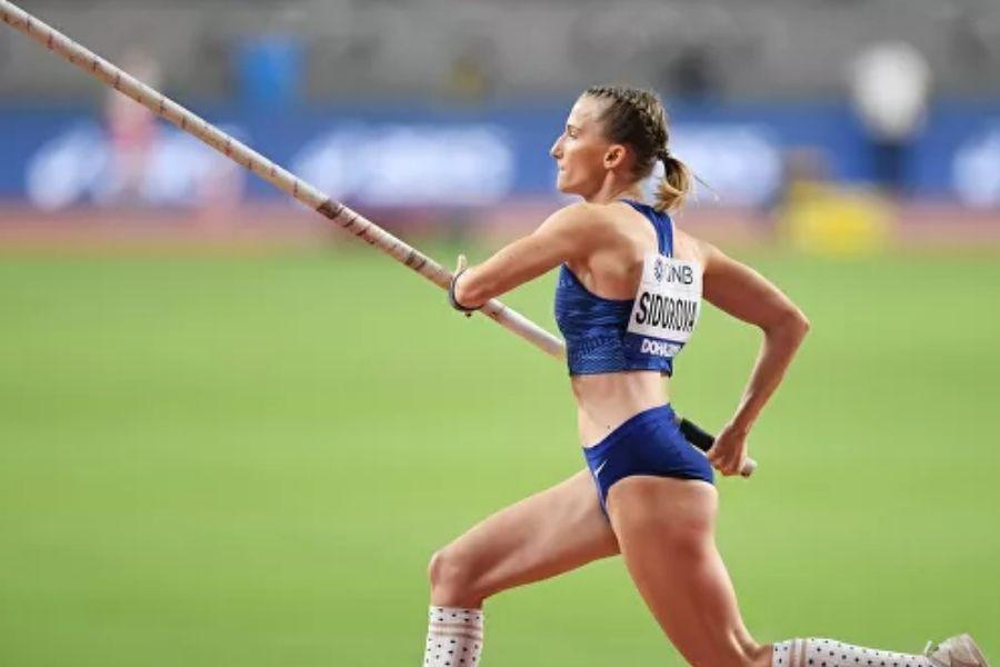Anzhelika Sidorova (foto World Athletics)
