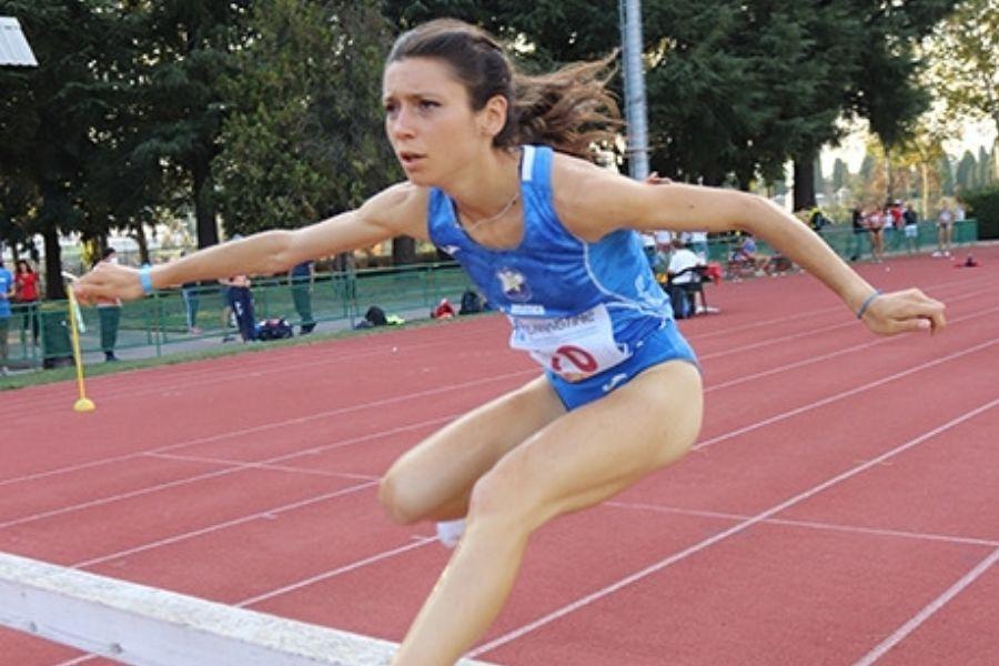 Anna Arnaudo (foto Grassi/FIDAL Lombardia)