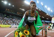 Tobi Amusan (foto World Athletics)