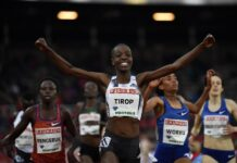 Agnes Jebet Tirop (foto World Athletics)