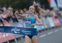 Eilish McColgan (foto European Athletics)